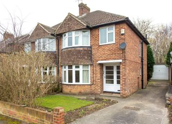 Thumbnail 3 bed semi-detached house for sale in Winding Way, Leeds, West Yorkshire