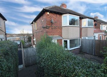 Thumbnail 2 bed semi-detached house for sale in Wingfield Crescent, Sheffield