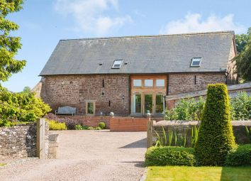 Thumbnail 4 bed detached house for sale in Wormelow, Hereford