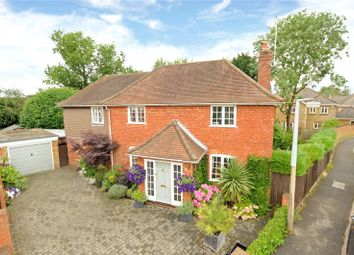 Thumbnail 4 bed detached house for sale in Manor Road, Wokingham, Berkshire