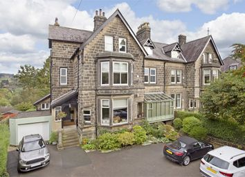 Thumbnail 3 bed flat for sale in Flat 3, 106 Skipton Road Ilkley, West Yorkshire