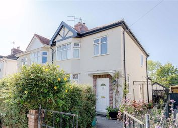 Thumbnail 3 bed semi-detached house for sale in Lake Road, Henleaze, Bristol