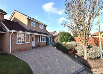 Thumbnail 4 bed link-detached house for sale in Whittle Close, Cheltenham, Gloucestershire