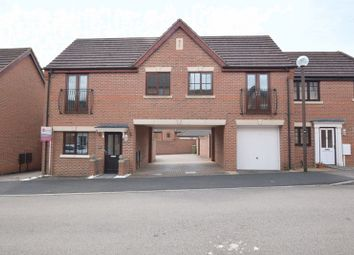 Thumbnail 2 bed property for sale in Miserden Crescent, Westcroft, Milton Keynes