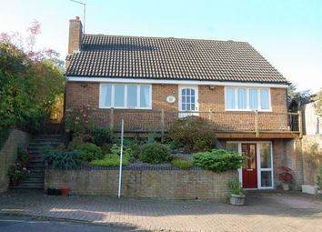 Thumbnail 4 bed detached house for sale in Spring Close, Hollowell, Northampton