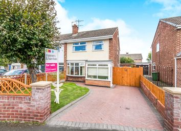 Thumbnail 3 bed semi-detached house for sale in Maria Drive, Stockton-On-Tees