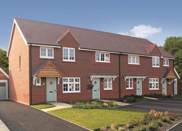 Thumbnail 3 bed terraced house for sale in Stanbury Meadows, Camomile Way, Newton Abbot, Devon