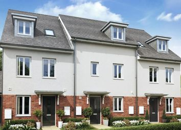 "Thumbnail 4 bed terraced house for sale in ""Woodcote"" at Godwell Lane, Ivybridge"