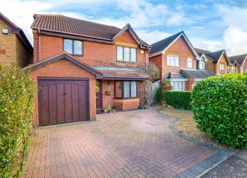 Thumbnail 3 bed detached house for sale in Thomas Way, Royston