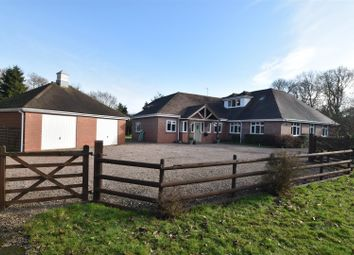 Thumbnail 6 bed detached house for sale in Aragon Court, Galton Way, Hadzor, Droitwich