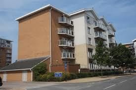 Thumbnail 2 bedroom flat to rent in Calaid House, Penstone Court, Chandlers Way, Century Wharf, Cardiff