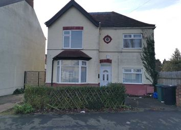 Thumbnail 4 bed semi-detached house to rent in Alexandra Road, Peterborough