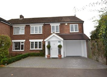 Thumbnail 4 bedroom property to rent in Ashbourne Road, Broxbourne