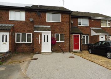 Thumbnail 2 bed terraced house for sale in Willow Close, Burbage, Hinckley