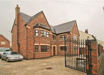Thumbnail 5 bed detached house for sale in Golborne Road, Lowton, Warrington
