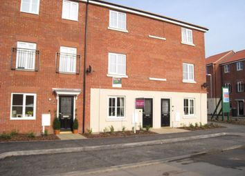 Thumbnail 2 bed town house to rent in Fretter Close, Broughton Astley, Leicester