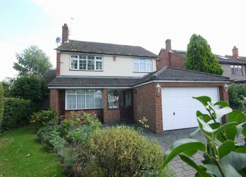 Thumbnail 3 bed detached house for sale in Jones Road, Goffs Oak, Hertfordshire
