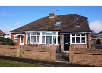 Thumbnail 2 bed semi-detached bungalow for sale in Fairhome Close, Gosport, Hampshire