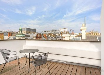 Thumbnail 3 bed flat for sale in Exchange Court, Covent Garden, London
