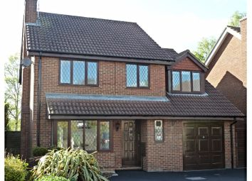 Thumbnail 4 bed detached house to rent in Acacia Avenue, Sandhurst