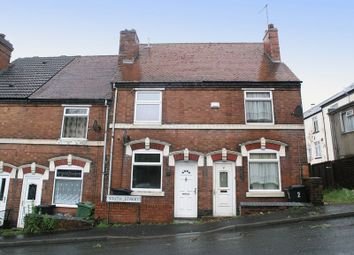 Thumbnail 2 bed terraced house for sale in South Street, Brierley Hill