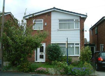 Thumbnail 3 bed detached house to rent in Railton Avenue, Rainhill, Prescot