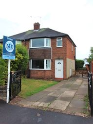 Thumbnail 2 bed semi-detached house to rent in Woodstock Road, Stafford