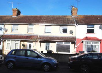 Thumbnail 3 bed terraced house for sale in Ferndale Road, Ferndale, Swindon