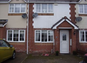 Thumbnail 2 bed terraced house to rent in Cwrt Coed Parc, Maesteg, (New To The Market)