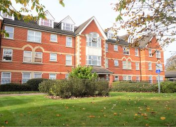 Thumbnail 3 bed flat for sale in Cobham Close, Enfield