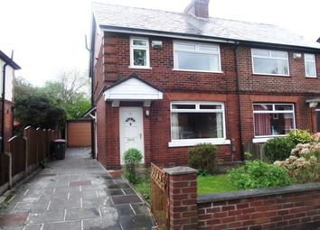 Thumbnail 3 bed semi-detached house for sale in Hillside Avenue, Worsley, Manchester, Greater Manchester