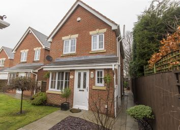 Thumbnail 3 bed detached house for sale in Lincoln Way, North Wingfield, Chesterfield