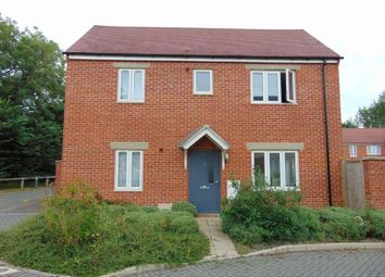 Thumbnail 2 bed semi-detached house for sale in Newton Close, Bicester
