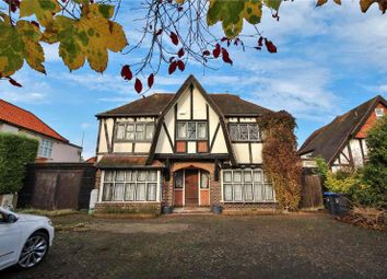 Thumbnail 5 bedroom detached house for sale in Upper Brighton Road, Charmandean, Worthing