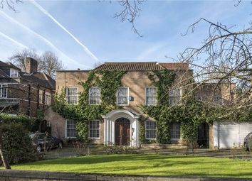 Thumbnail 6 bed detached house for sale in Avenue Road, St John's Wood, London