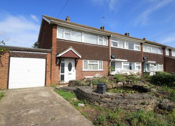 Thumbnail 3 bed end terrace house for sale in Hatfield Road, Flitwick