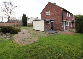 Thumbnail 2 bed end terrace house for sale in Hickman Crescent, Morton, Gainsborough