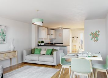 Thumbnail 2 bedroom semi-detached house for sale in Stirling Road, Northstowe, Cambridge - Cambridgeshire