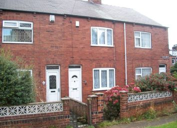 Thumbnail 2 bed terraced house to rent in Crown Avenue, Barnsley