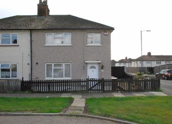 Thumbnail 3 bed property to rent in Leighton Gardens, Tilbury, Essex
