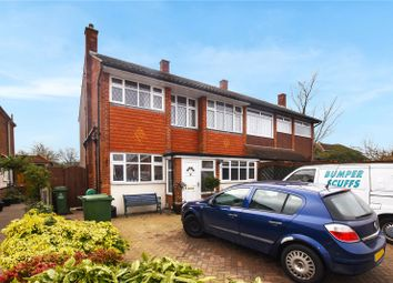 Thumbnail 3 bed semi-detached house for sale in Grace Avenue, Bexleyheath, Kent