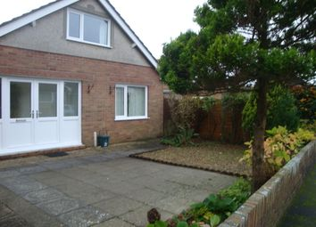 Thumbnail 4 bedroom detached bungalow to rent in Withy Park, Bishopston, Swansea