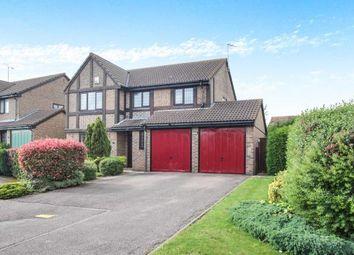 Thumbnail 4 bedroom detached house for sale in Dalton Close, Luton, Bedfordshire, Barton Hills