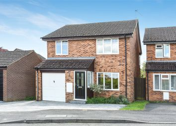 Thumbnail 3 bed detached house for sale in Culloden Way, Wokingham, Berkshire