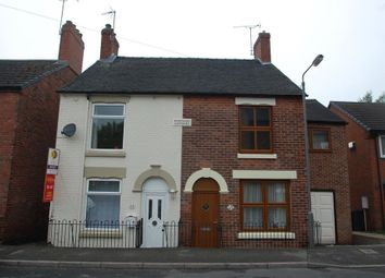 Thumbnail 2 bed property to rent in Glebe Street, Swadlincote, Derbyshire