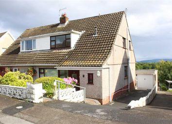 Thumbnail 3 bed semi-detached bungalow for sale in Pen Y Fro, Dunvant, Swansea