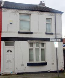 Thumbnail 3 bedroom end terrace house for sale in Rector Road, Anfield, Liverpool