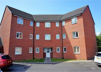 Thumbnail 2 bed flat for sale in Barley Leaze, Chippenham