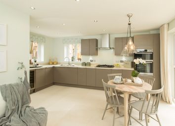 "Thumbnail 4 bed detached house for sale in ""Alnwick"" at Fen Street, Brooklands, Milton Keynes"