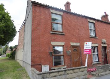 Thumbnail 2 bed semi-detached house for sale in High Street, Ruskington, Sleaford